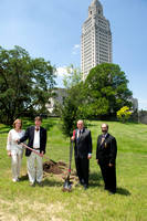 State Capitol Tree Planting